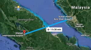 Malindo Air Hubungkan Malaysia Dan Danau Toba 3