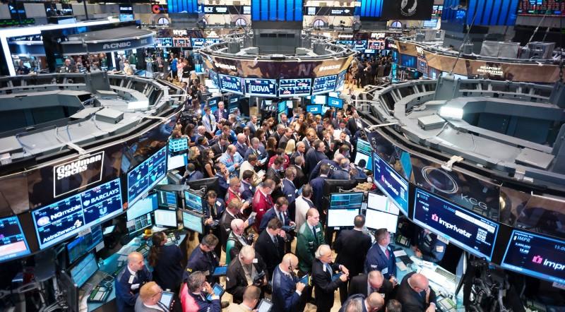 Bursa saham NYSE