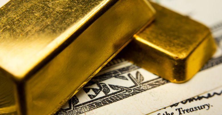 Emas dan Dolar AS
