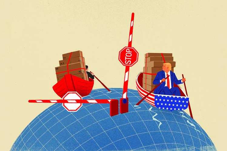 Hegemoni AS dan China