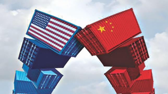 Hong Kong Intervensi Pasar Setelah Perundingan Dagang China-AS Kolaps