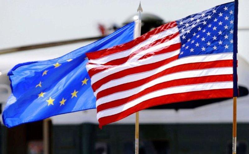 Kajian ECB terbaru menunjukkan bahwa perang dagang yang meluas bisa membuat ekonomi AS susut 2%. (Lukman Hqeem/Ist.)