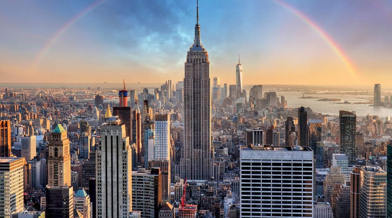 Indek Manufaktur Empire State yang diterbitkan oleh Bank Sentral AS wilayah New York menunjukkan adanya perlambatan dalan aktfitas manufacturing. (Lukman Hqeem)