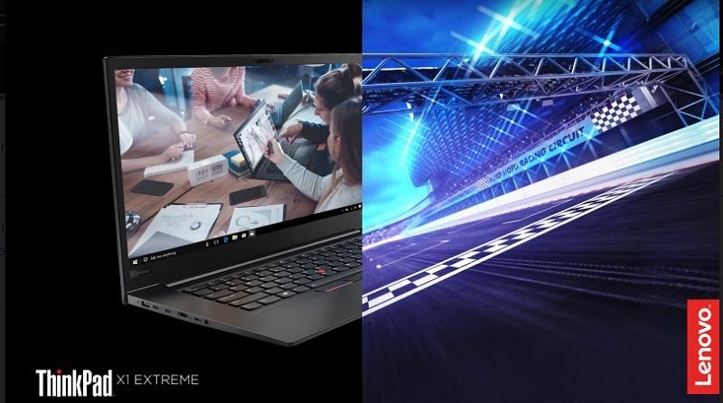 Lenovo Thinkpad X1 Extreme. (Lukman Hqeem)