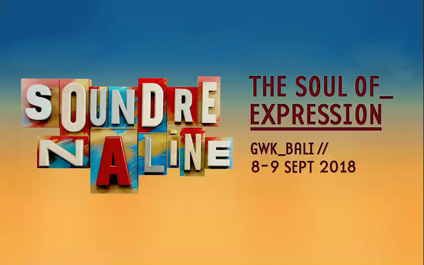 Road To Soundrenaline 2018 Bali - The Soul of Expression