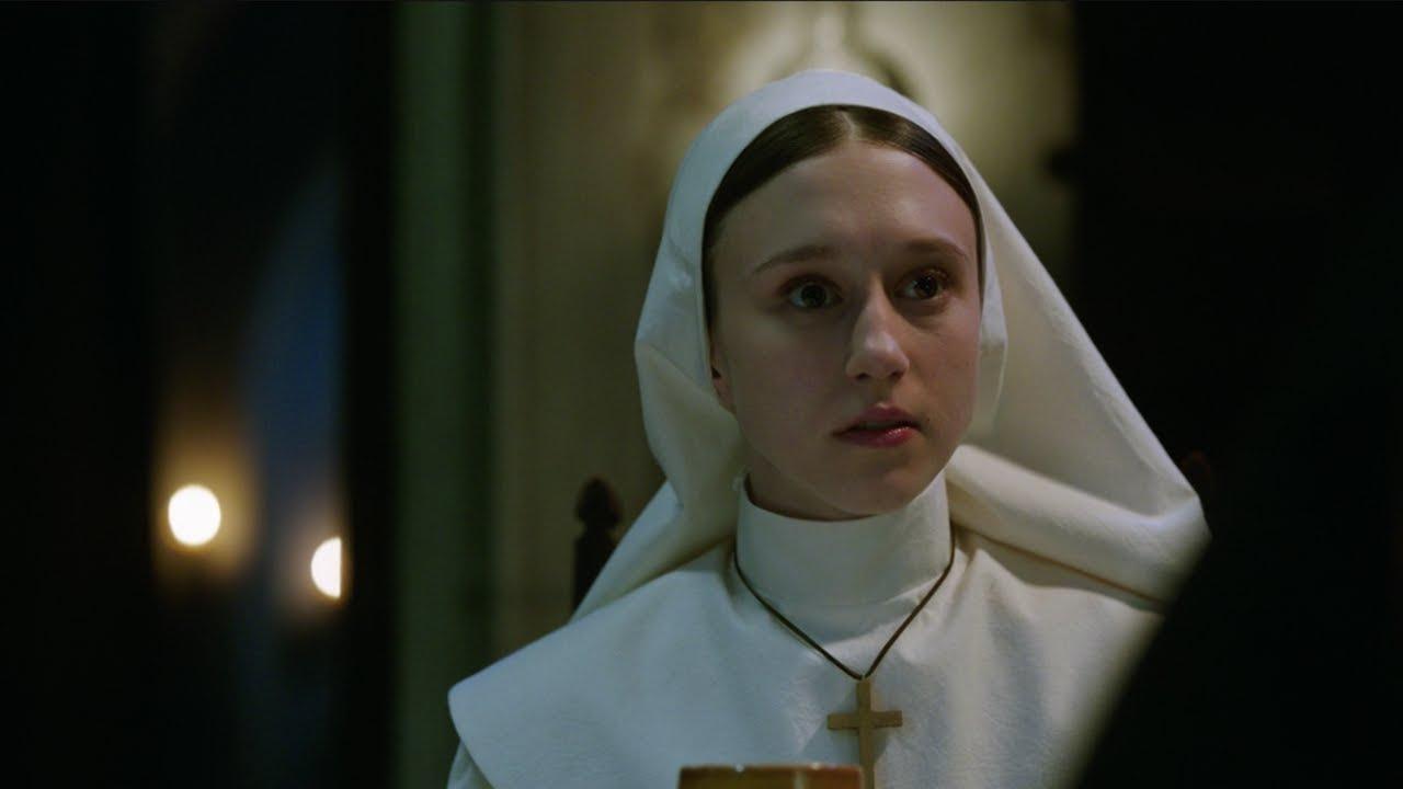 The Nun mengisahkan asal hantu Valak dalam film Conjuring 2. (Lukman Hqeem)