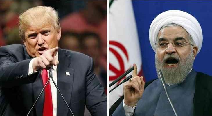 Amerika dan Iran berbalas kecaman di PBB