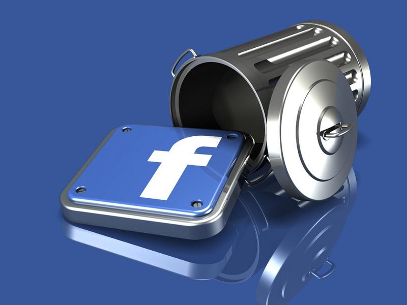 pengguna facebook delete facebook