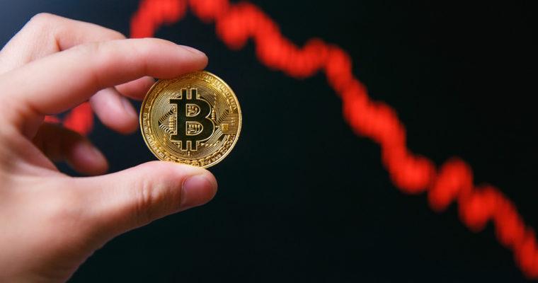 Aksi selloff rambah mata uang kripto