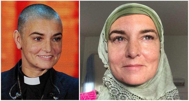 Sinead O'Connor Converted To Islam - Eksposisi News