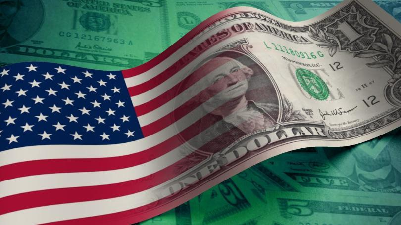 Data Ekonomi Bagus, Dolar Melejit