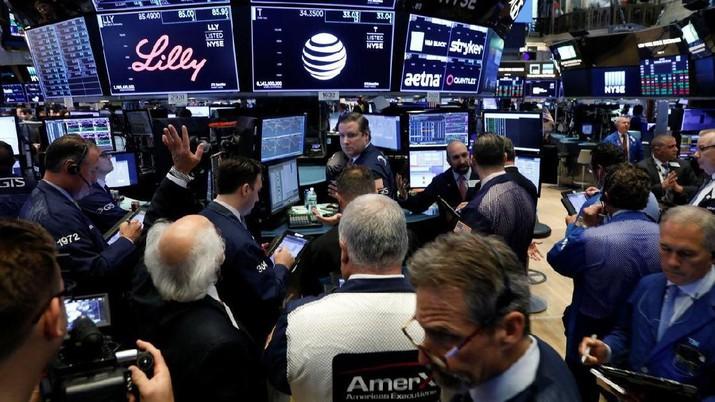 Bursa saham AS