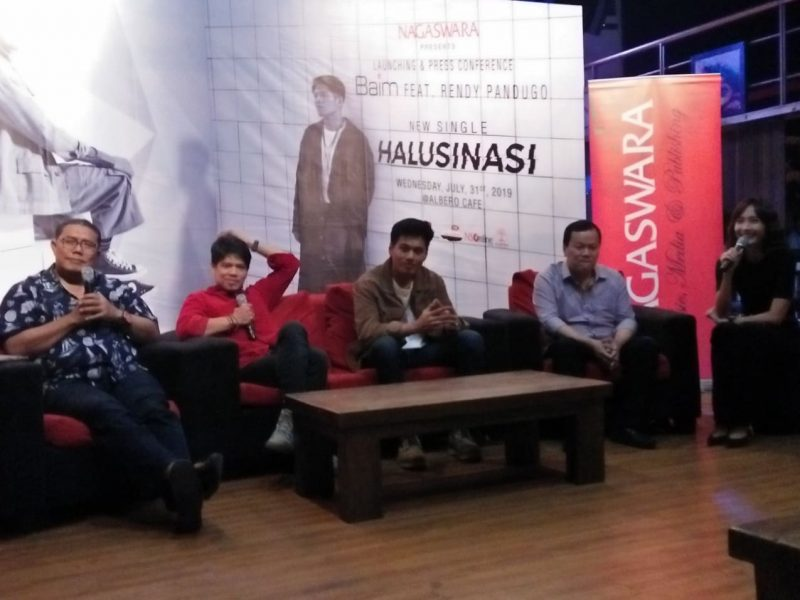 Lirik Istri, Baim Kolaborasi Rendy Pandugo dalam Single Halusinasi 1