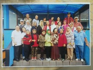 Keluarga Besar BEN GUYUB, Rukunnya Pertemuan Para Pensiunan 9