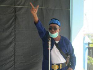 Forum Sastrawan Indonesia & Betawi Cinta Damai Gelar Sastra Pantai dan Kerang Hijau 9