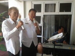 Keluarga Besar BEN GUYUB, Rukunnya Pertemuan Para Pensiunan 8