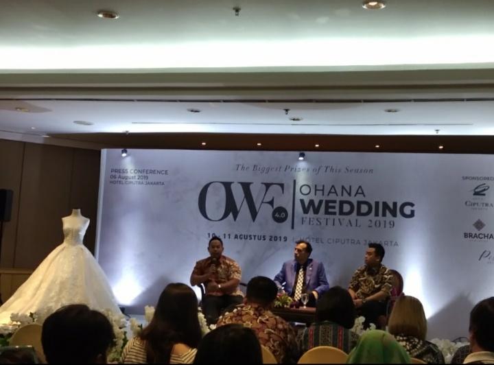 Ohana Wedding Festival ke 4 Siap Digelar Kembali 1