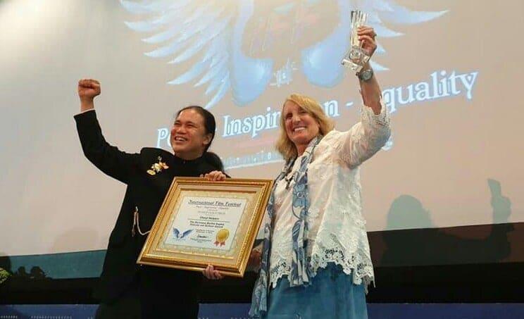 World Peace Day, Cheryl Halpern & Buya Syafii Maarif Raih Penghargaan Perdamaian Internasional 1