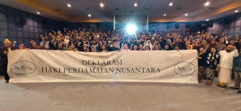KP Damien Dematra & MATRA Deklarasikan Hari Perdamaian Nusantara 1