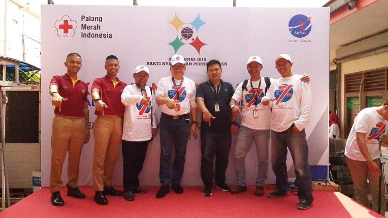 Peringati HUT ke-7, Airnav Indonesia Mengadakan Kegiatan Donor Darah 2