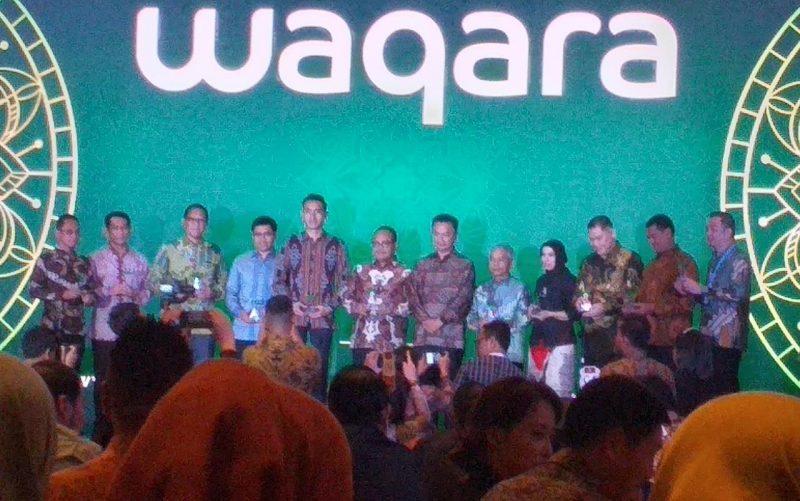 Dino Patti Djalal Luncurkan Perusahaan Pembiayaan Umrah 'Waqara' 1