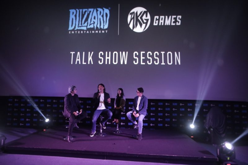 AKG Games (Salim Group) Bermitra Blizzard Entertainment Perluas Game 1