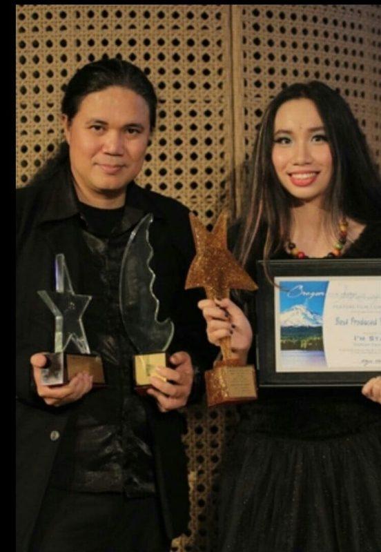 Natasha Dematra Raih Dua Penghargaan dalam Dunia Akting 1