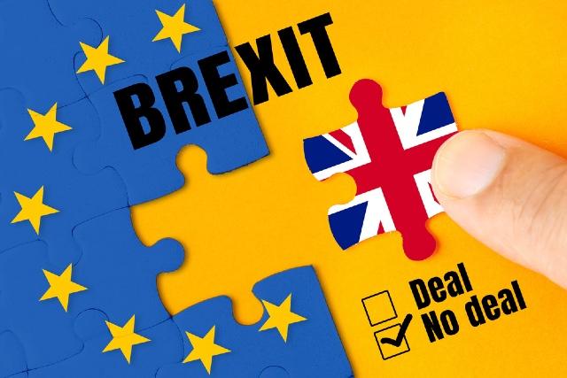 Dampak Brexit No-Deal Terhadap Bisnis Jasa Keuangan Inggris