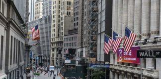 Wall Street - Pasar Saham AS 01