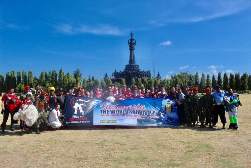 Forum Deklamator Taman Wisata Dunia Dorong Presiden Jokowi Segera Proklamirkan Taman Wisata Dunia di Indonesia 2