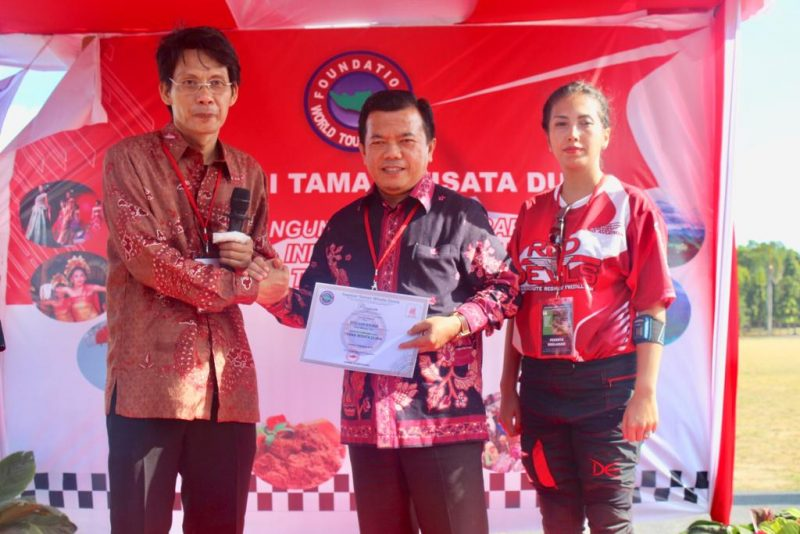 Forum Deklamator Taman Wisata Dunia Dorong Presiden Jokowi Segera Proklamirkan Taman Wisata Dunia di Indonesia 1