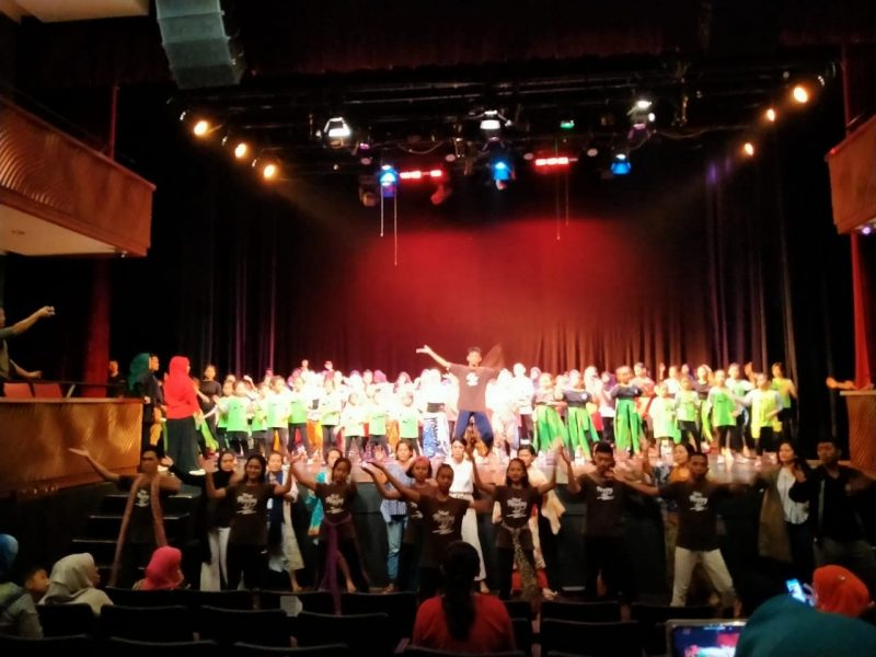 Tunjukkan Semangat Kreasi, Mekar Pribadi Gelar Festival Budaya Anak Bangsa 2019 1