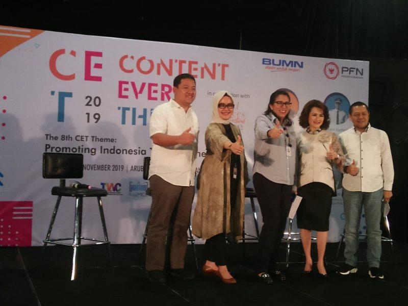Perum PFN Siap Gelar Vital Voices Festival 2019 2