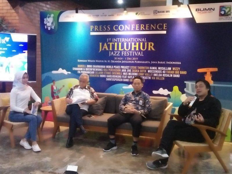 International Jatiluhur Jazz Festival 2019 Optimalkan Kekayaan Alam 2