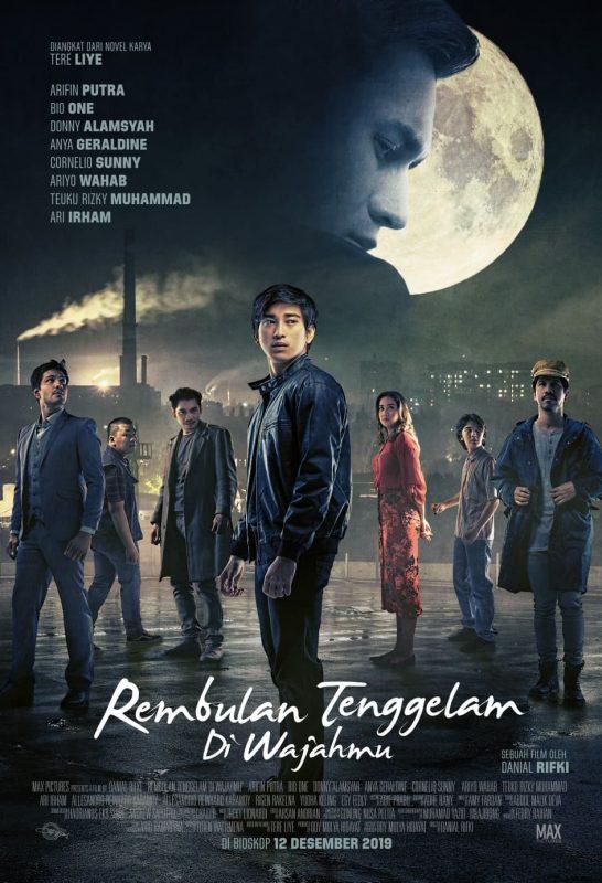 Max Pictures Rilis Film 'Rembulan Tenggelam di Wajahmu' Akhir 2019 1
