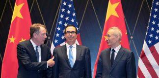 Kesepakatan Fase Pertama AS-China Ditanggapi Berbeda Para Ahli