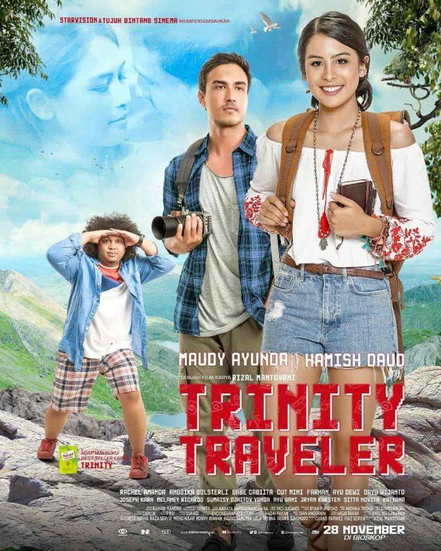 Film 'Trinity Traveler' Romantisme Cinta dan Keindahan Wisata Alam 1