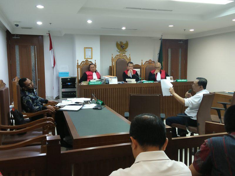 PN Jakpus Putuskan Gempita Cipta Perkasa Menang atas gugatan Demi Gisela Citra Sinema 1