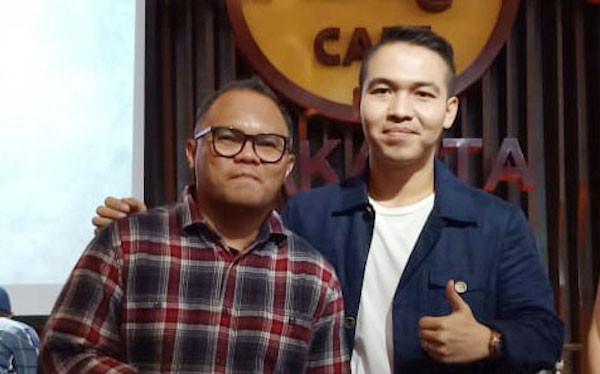 Didukung Badai Eks-Kerispatih, Rando Sembiring Luncurkan Lagu 'Cinta Jangan Pergi' 1