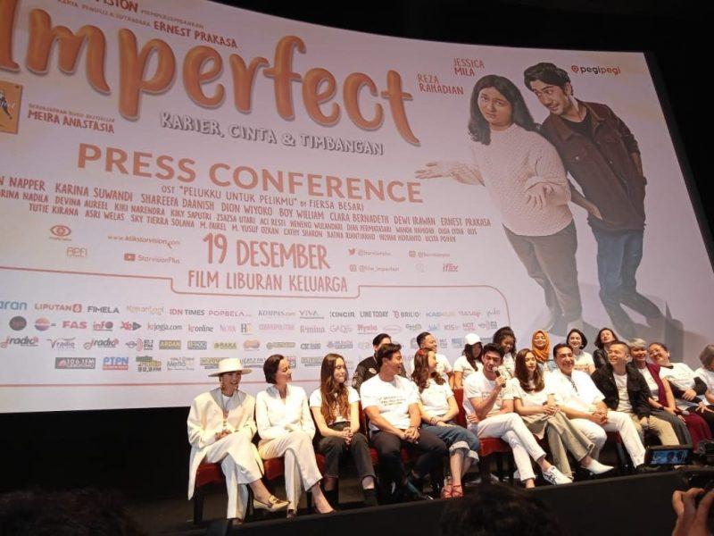 Bintangi Film Imperfect, Jessica Mila Sadari Penampilan Fisik Bukan Segalanya 2