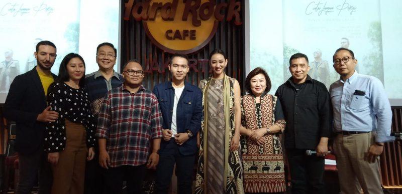 Didukung Badai Eks-Kerispatih, Rando Sembiring Luncurkan Lagu 'Cinta Jangan Pergi' 3