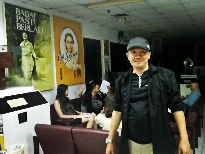 Casting Film 'Lantai 4' Dibanjiri Banyak Masyarakat 2