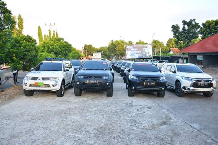 Pajero Indonesia One Touring Sekaligus Promosikan Pariwisata Pulau Pahawang Lampung 1