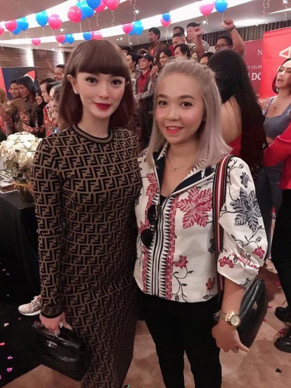Caca Rayborn Ajak Kerjasama Artis Indonesia & Malaysia Agar Silahturahmi Terjalin Baik 4