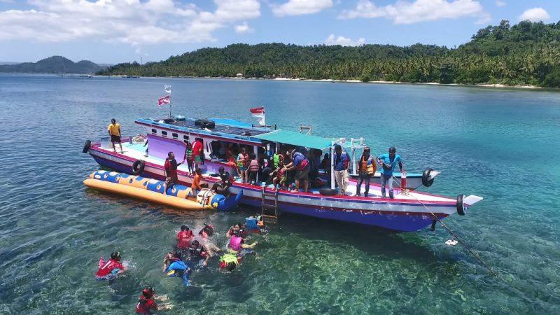 Pajero Indonesia One Touring Sekaligus Promosikan Pariwisata Pulau Pahawang Lampung 2