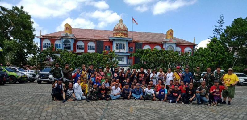 Pajero Indonesia One Touring Sekaligus Promosikan Pariwisata Pulau Pahawang Lampung 3