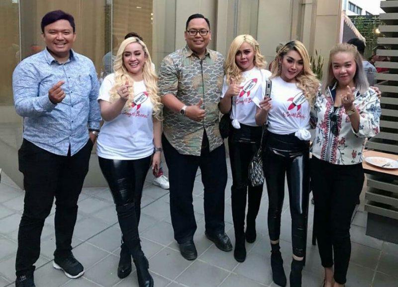 Caca Rayborn Ajak Kerjasama Artis Indonesia & Malaysia Agar Silahturahmi Terjalin Baik 3