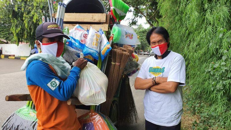 Komunitas Diaspora Singapura dan Perancis Bagi-bagi Sembako & Masker di Jabotabek 1