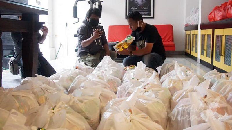 "Gandeng Media Relasi, Jurnalis Galang Donasi Seprofesi Bertajuk ""Peduli Jurnalis"" 1"