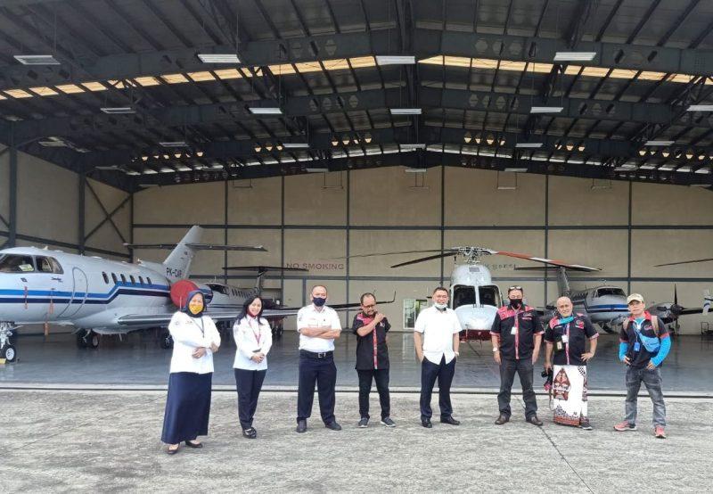 BBKFP Perluas Pasar Internasional & Launching Wisata Terbang 1